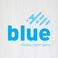 Blue Federal Credit Union logo