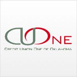 Credit Union One of Oklahoma logo