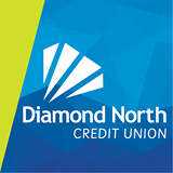 Diamond North Credit Union logo