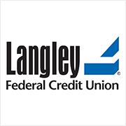 Langley Federal Credit Union logo